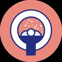 Icon Positronenemissionstomografie
